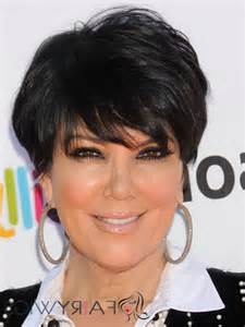 kris jenner haircut side view hairstyles kris jenner