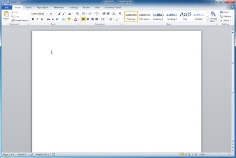 microsoft word document templates how to use