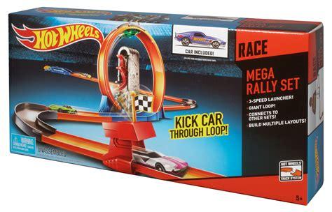 Wheels Track Mega Rally Set wheels 174 mega rally track set shop wheels cars