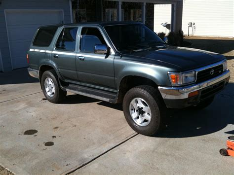 1992 Toyota Specs Jerbou71 1992 Toyota 4runner Specs Photos Modification