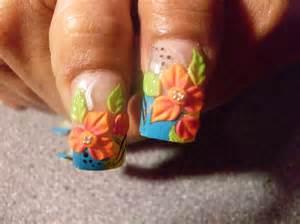 3d nail art 14 french tip nail designs