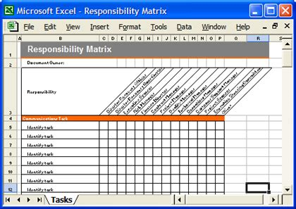 Disaster Recovery Plan Template Ms Word Excel Free Contingency Plan Template Excel