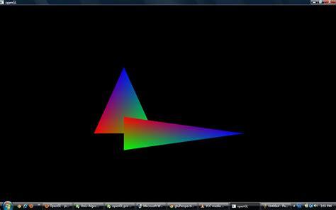 qt opengl tutorial 2d opengl problem in rotating qt