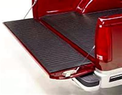 Tailgate Bike Mat by Protecta Truck Bed Mats And Tailgate Mats Cargogear