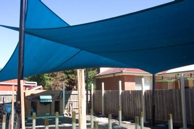 outdoor entertainment area  shade  shade sails