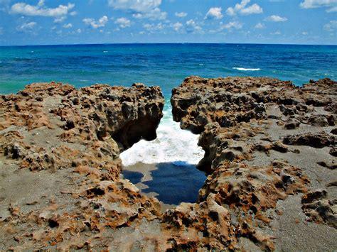 jupiter island blowing rocks nature preserve jupiter island florida flickr