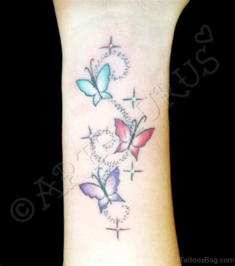 star tattoos on wrist meaning 15 fabulous butterfly and tattoos on wrist