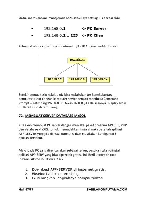 contoh mini biography contoh database minimarket contoh l