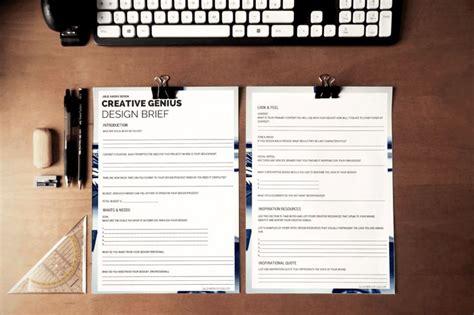design brief goal 19 best creative brief exles images on pinterest