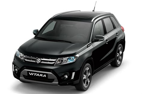 Website Suzuki Suzuki Vitara Web Black Edition Announced Italy