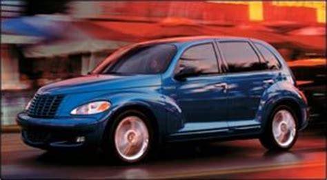 chrysler pt cruiser fuel consumption 2003 chrysler pt cruiser specifications car specs