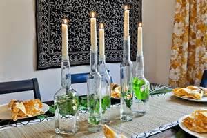 easy centerpiece ideas for dinner party interior design