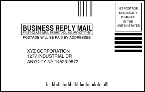 business reply mail card template business reply cards mailing services with