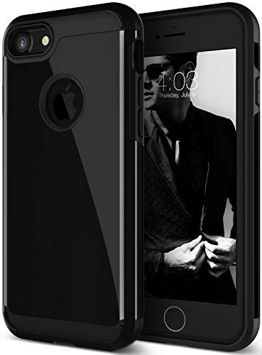 Best Deal Defense Protector Armor For Iphone X Black review iphone 7 caseology titan series heavy duty protection defense shield jet