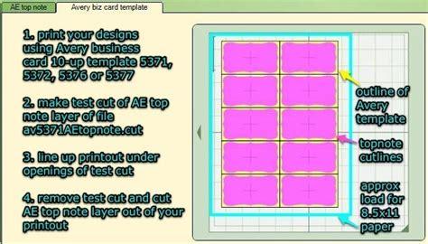Print Cut On Cricut Expression Craft Ideas Pinterest Cricut Business Card Cutting Template