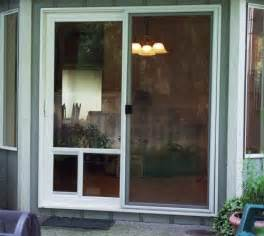 Patio Door With Doggie Door Built In Patio Pet Doors Pictures Of Dogs And All About