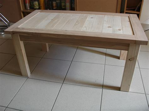 Table Basse En Palette Bois by La Table Basse En Bois De Palettes La Seconde Vie Du Bois