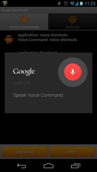 voice commands android voice shortcuts your android via custom voice commands