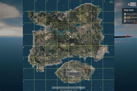 pubg 2nd map playerunknown s battlegrounds drop site tips red bull