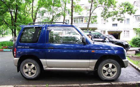 mitsubishi mini pajero mitsubishi mini 1995 bing images