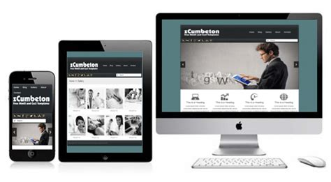 Free Html5 Responsive Templates by Zcumbeton Responsive Html5 Templates Themes