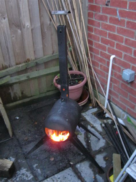 gas cylinder chiminea turning a gas bottle into a log burner products of mike