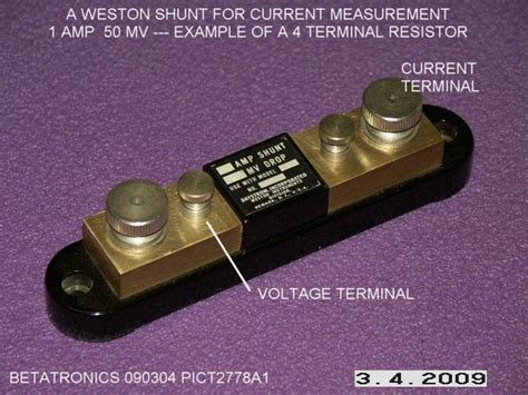 shunt resistor rs shunt resistor terminal 28 images meter shunt resistor has 5 tolerance values 3 watt wire