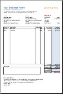 basic service invoice template for openoffice images frompo