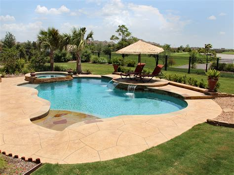 Backyard Designer contemporary swimming pools design 124 custom outdoors