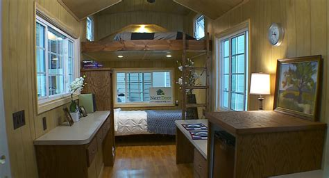 Small Homes For Seniors Tiny Homes Keep Seniors To Family Away From