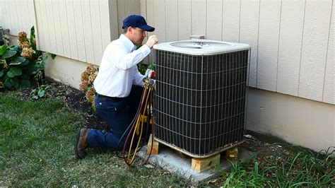 Ac Outdoor drought conditions and sinking ground affect outdoor air conditioning units getzschman heating