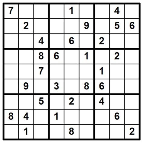 printable sudoku and other puzzles printable sudoku