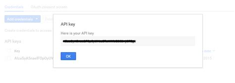 api key console how to enable api