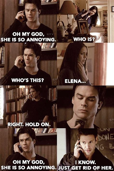 Tvd Memes - 14 jokes only true vire diaries fans will understand