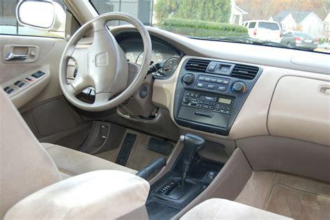 Accord Coupe Interior by 2000 Honda Accord Interior Pictures Cargurus