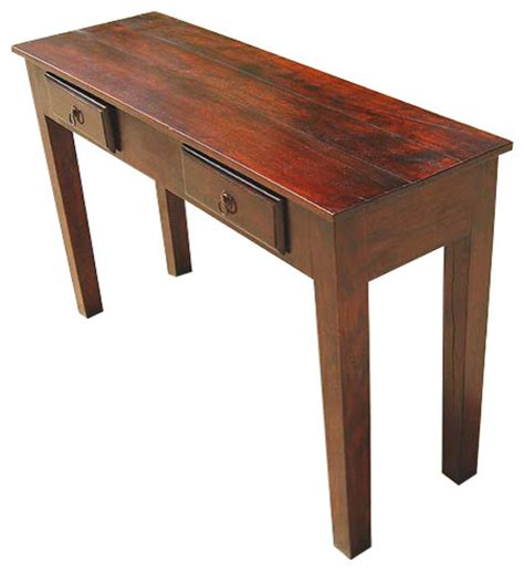 Foyer Tables by Wood Storage Drawers Console Entry Way Foyer Table