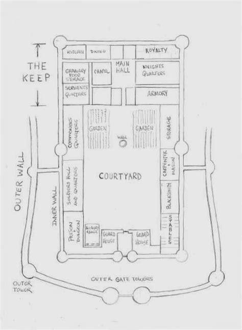 minecraft castle floor plans 106 best images about castle floorplans on pinterest