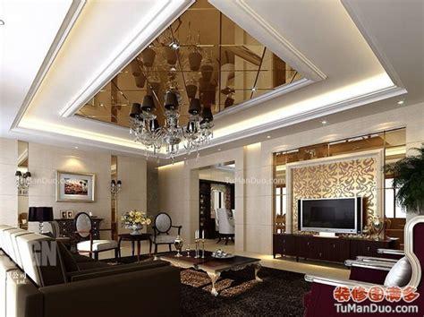 exclusive home interiors 欧式客厅效果图电视墙 装修图满多
