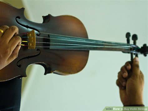 Buy String - how to buy violin strings 4 steps with pictures wikihow