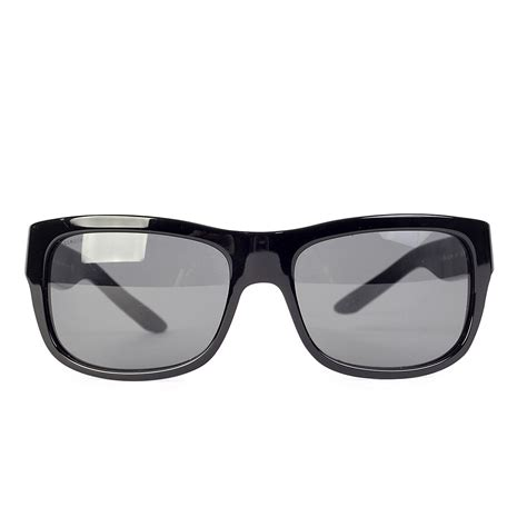 burberry black small frame sunglasses b4094 luxity