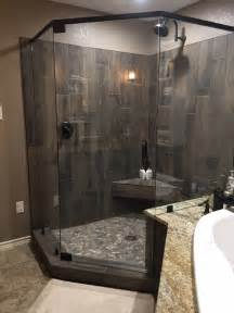 River Rock Bathroom Ideas rustic shower shower ideas bathroom tile and small rustic bathrooms