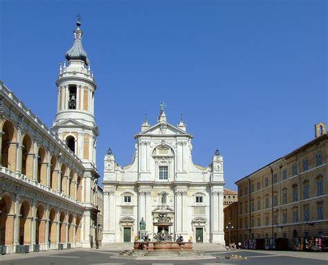 loreto casa della madonna santuario de la santa casa la enciclopedia libre