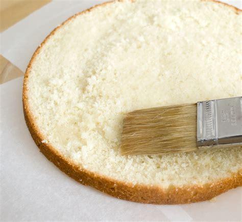 come si bagna una torta ricetta bagna per torte fidelity cucina