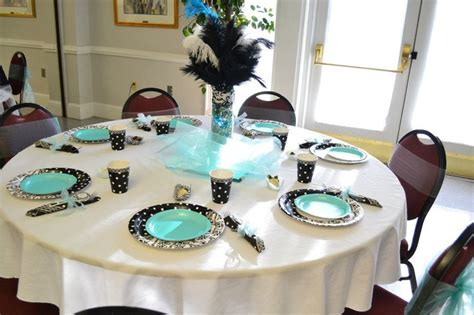 baby shower table setting baby shower ideas