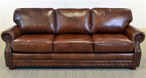 The Leather Sofa Company by Hudson Sofa The Leather Sofa Company