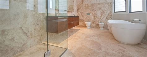 is travertine good for bathroom floors travertine tiles in melbourne sydney and brisbane