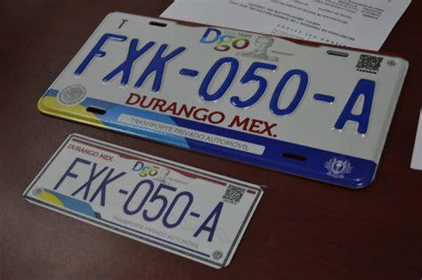 costo de placas en coahuila 2016 pago de placas coahuila factura pago de placas en
