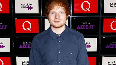 ed sheeran q awards you can go to the q awards for the first time in 2016