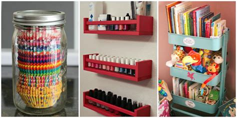 organize ideas repurposed home organizers home organizing hacks and ideas
