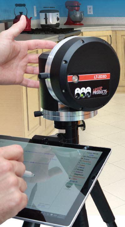 laser templator lt 2d3d laser templator digital templating